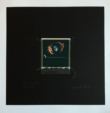 SpaceSnake 70£ SpaceBirth (polaroid film)