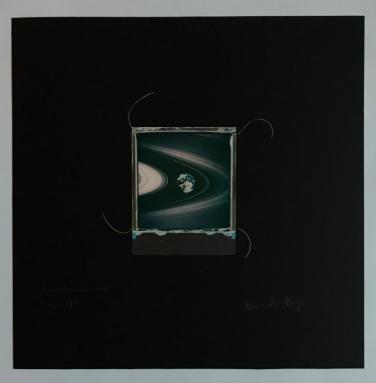 SpaceSnake 70£ SpaceRings (polaroid film)