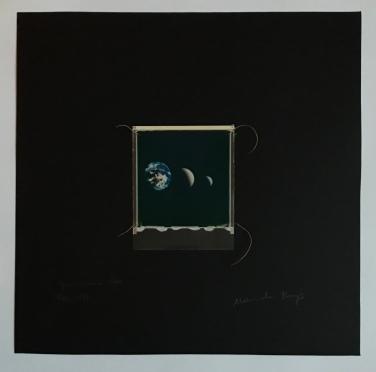 SpaceSnake 70£ SpaceSisters (polaroid film)